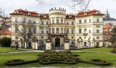 Il Palazzo Lobkowicz di Praga